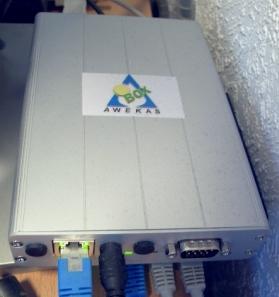Wetterrechner (Awekas-Box)